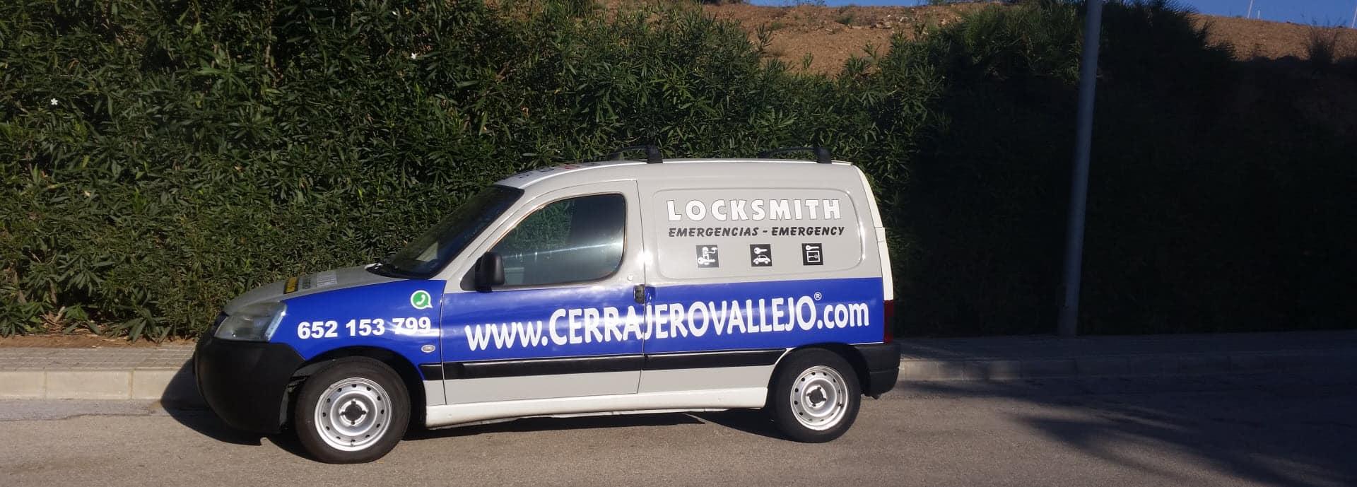 Cerrajero Mijas, Benalmadena, Fuengirola, Marbella